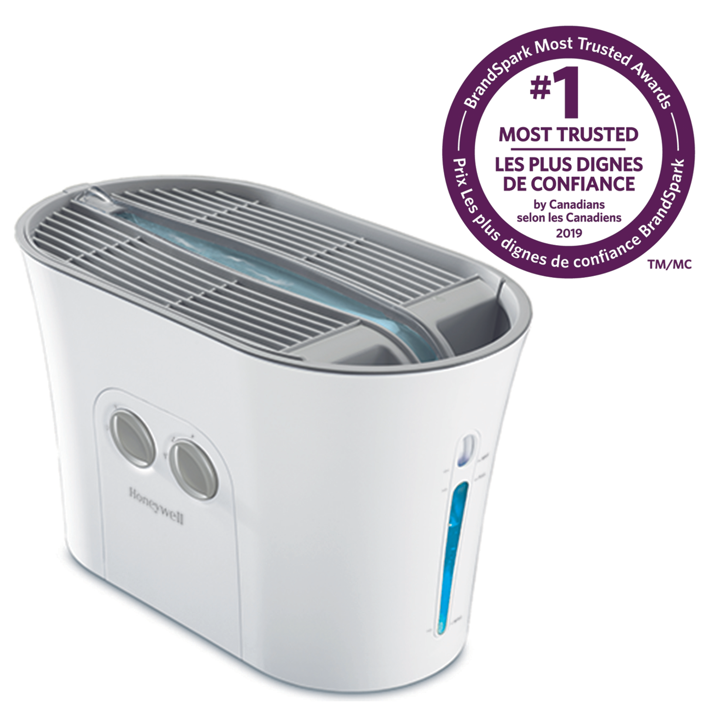 Honeywell HCM750CV1 Top Fill Cool Moisture Humidifier